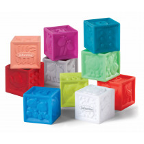 SQUEEZE & STACK BLOCK 8pcs