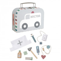 Doctor`s Case - Silver