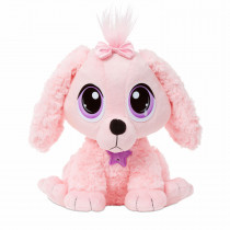 Rescue Tales- Pink Poodle Interactive Plush