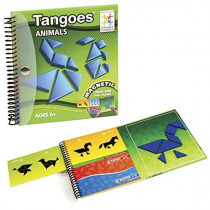 Tangoes Animals Magnetic Travel Game
