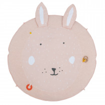 Activity Mat - Mrs. Rabbit