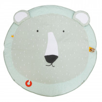 Activity Mat - Mr. Polar Bear
