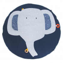 Activity Mat - Mrs. Elephant