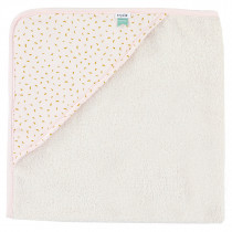 Hooded Towel with wash cloth - Moonstone