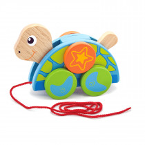 Pull Along Turtle